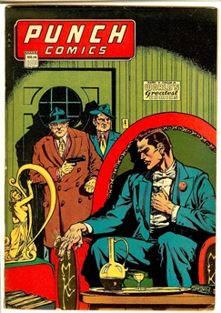 Punch Comics #14