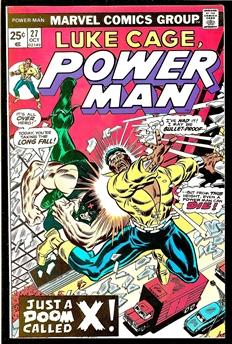 Power Man #27