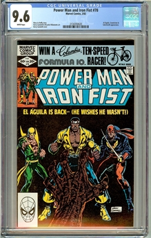 Power Man #78