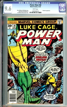 Power Man #38