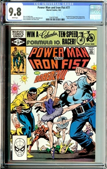Power Man #77