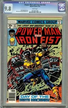 Power Man #52