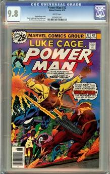 Power Man #32