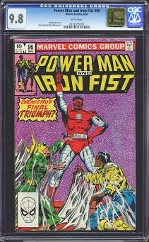 Power Man #96