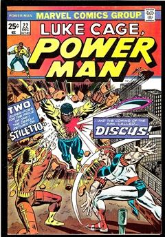 Power Man #22