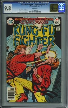 Richard Dragon Kung-Fu Fighter #12
