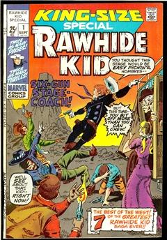 Rawhide Kid Annual #1