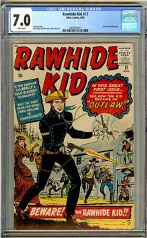 Rawhide Kid #17