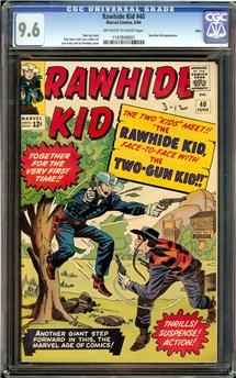 Rawhide Kid #40