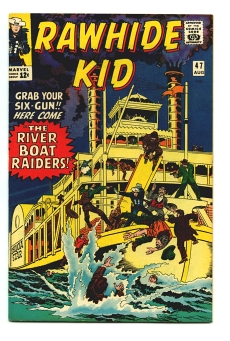 Rawhide Kid #47