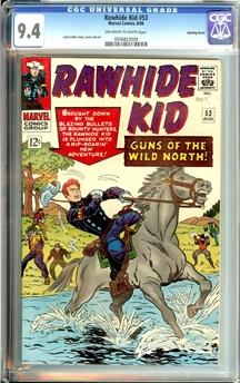 Rawhide Kid #53
