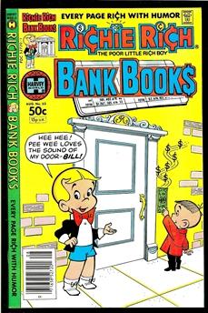 Richie Rich Bank Books #53