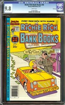 Richie Rich Bank Books #40