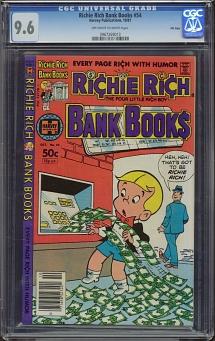 Richie Rich Bank Books #54