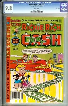 Richie Rich Cash #35
