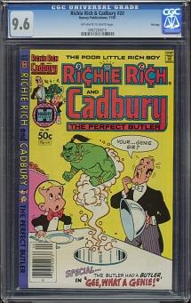Richie Rich & Cadbury #20