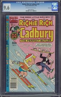 Richie Rich & Cadbury #21