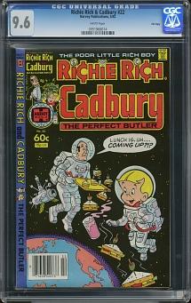 Richie Rich & Cadbury #22