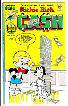 Richie Rich Cash #18