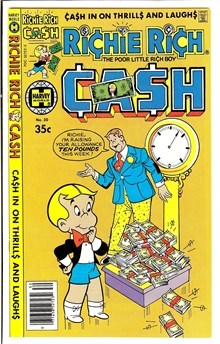 Richie Rich Cash #30