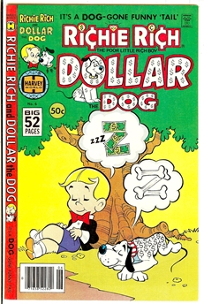 Richie Rich and Dollar the Dog #6