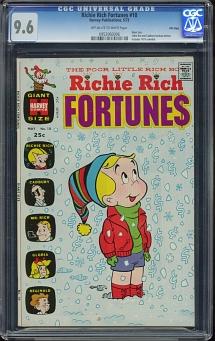 Richie Rich Fortunes #10