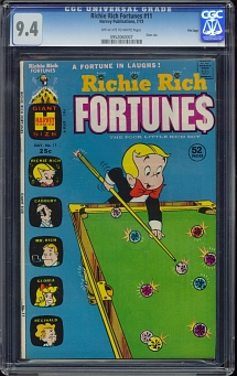Richie Rich Fortunes #11