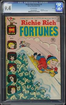 Richie Rich Fortunes #4