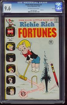 Richie Rich Fortunes #7