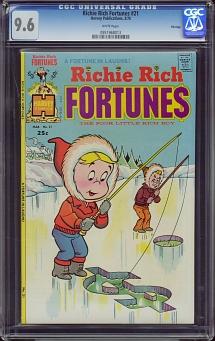 Richie Rich Fortunes #21