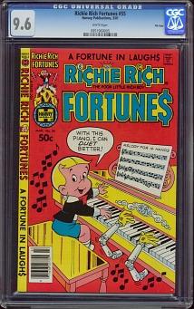 Richie Rich Fortunes #55