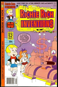 Richie Rich Inventions #3