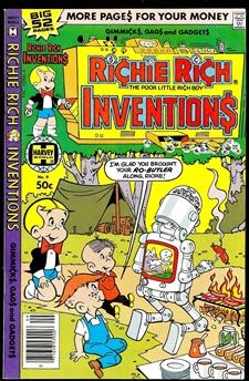 Richie Rich Inventions #9