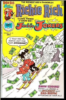 Richie Rich and Jackie Jokers #13