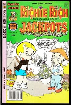 Richie Rich Jackpots #36
