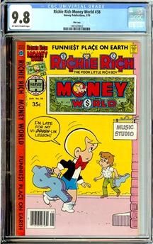 Richie Rich Money World #38