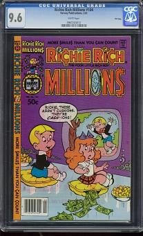 Richie Rich Millions #104