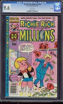 Richie Rich Millions #105