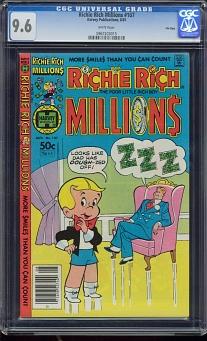 Richie Rich Millions #107