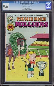 Richie Rich Millions #76