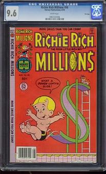 Richie Rich Millions #90