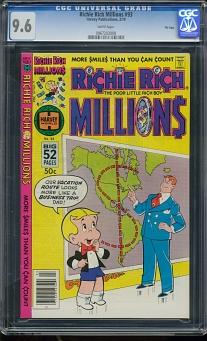 Richie Rich Millions #93