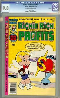 Richie Rich Profits #27