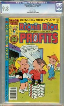 Richie Rich Profits #31