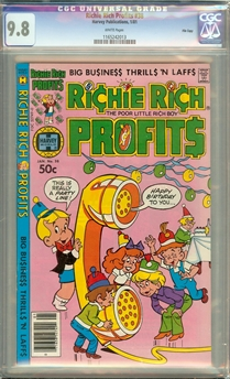 Richie Rich Profits #38