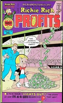 Richie Rich Profits #10