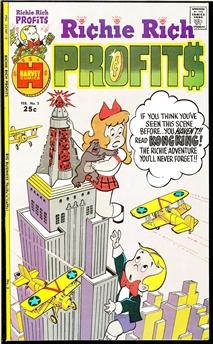 Richie Rich Profits #3