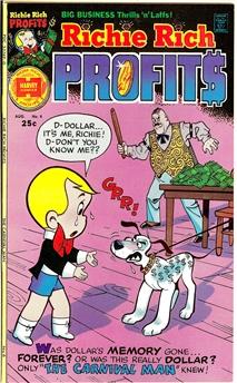 Richie Rich Profits #6