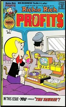 Richie Rich Profits #9