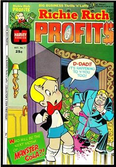 Richie Rich Profits #1